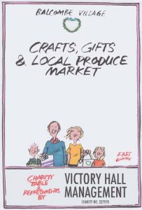 Craft, Gift & Local Produce Market @ Victory Hall