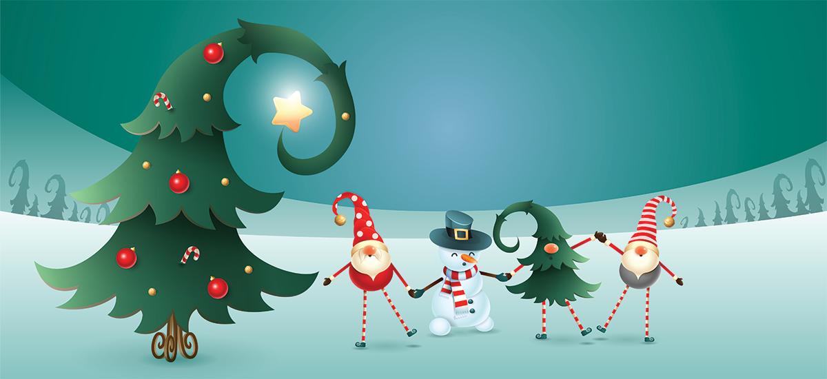 Carols around the tree 21st December