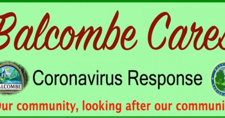 Balcombe Cares – planning to help our community