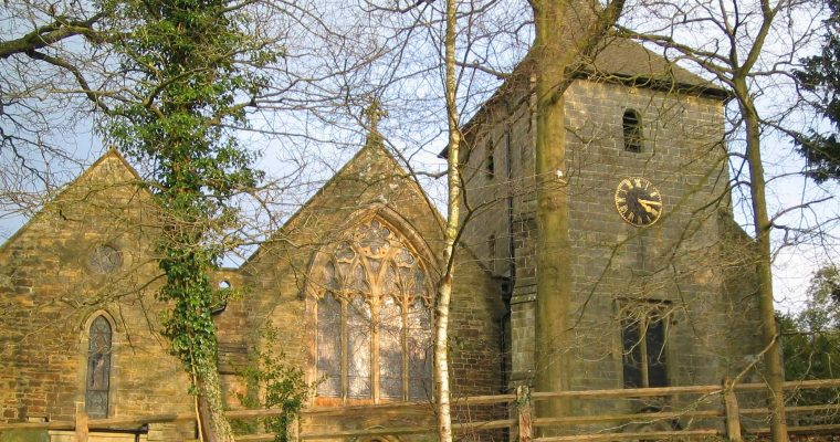 St. Mary's Church – Stay in touch
