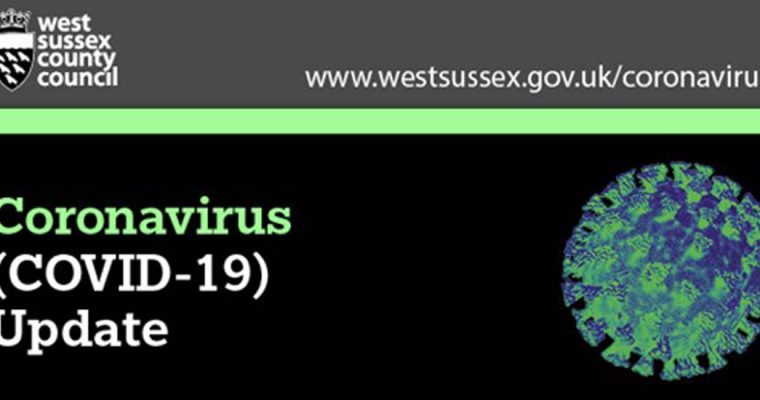 West Sussex County Council – Coronavirus News