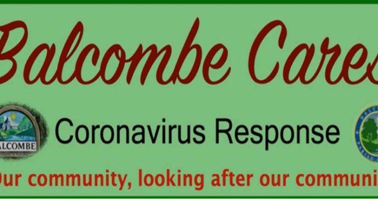 Balcombe Cares – Coronavirus Response Plan
