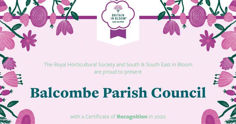 RHS: Parish Council