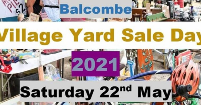 YARD SALE MAP AND DETAILS