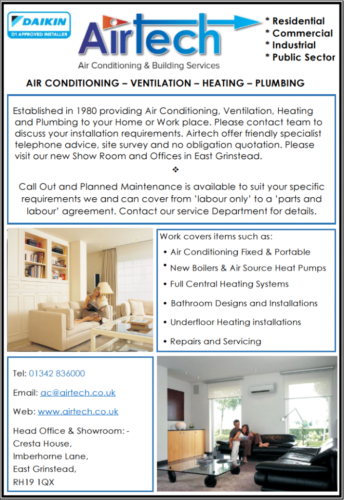 Home & Building Services > Balcombe Community Website